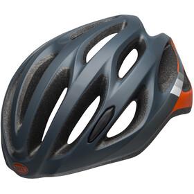 Bell Draft Helmet speed matte slate/dark gray/orange
